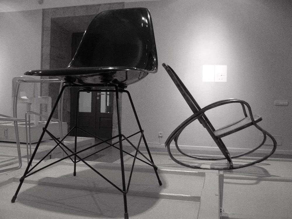 Exposición. El asiento como arquitectura