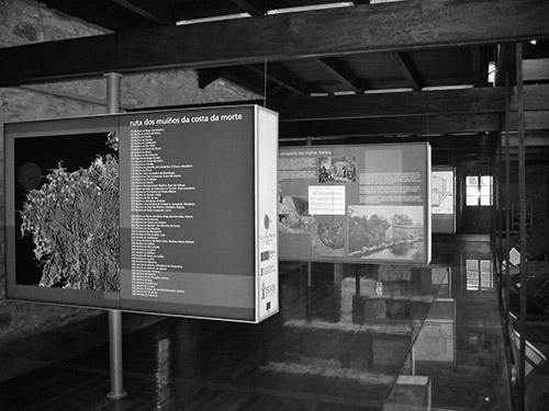 Musealización del Molino de Marea del Pozo de Cachón