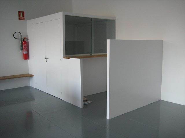 Oficinas administrativas para la xunta de galicia for Oficina virtual xunta galicia