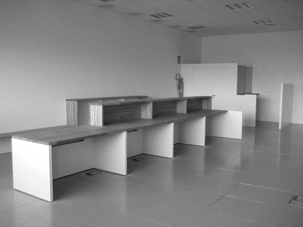 Oficinas administrativas para la Xunta de Galicia. Adecuación del edificio Proa