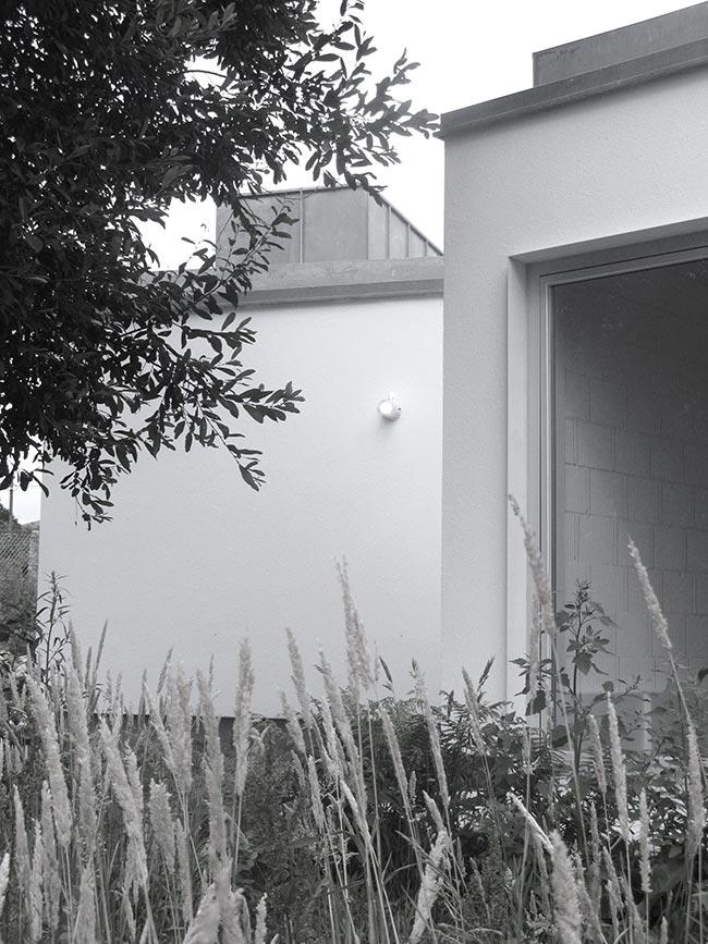 Rehabilitación y ampliación de una vivienda vernácula en Ames