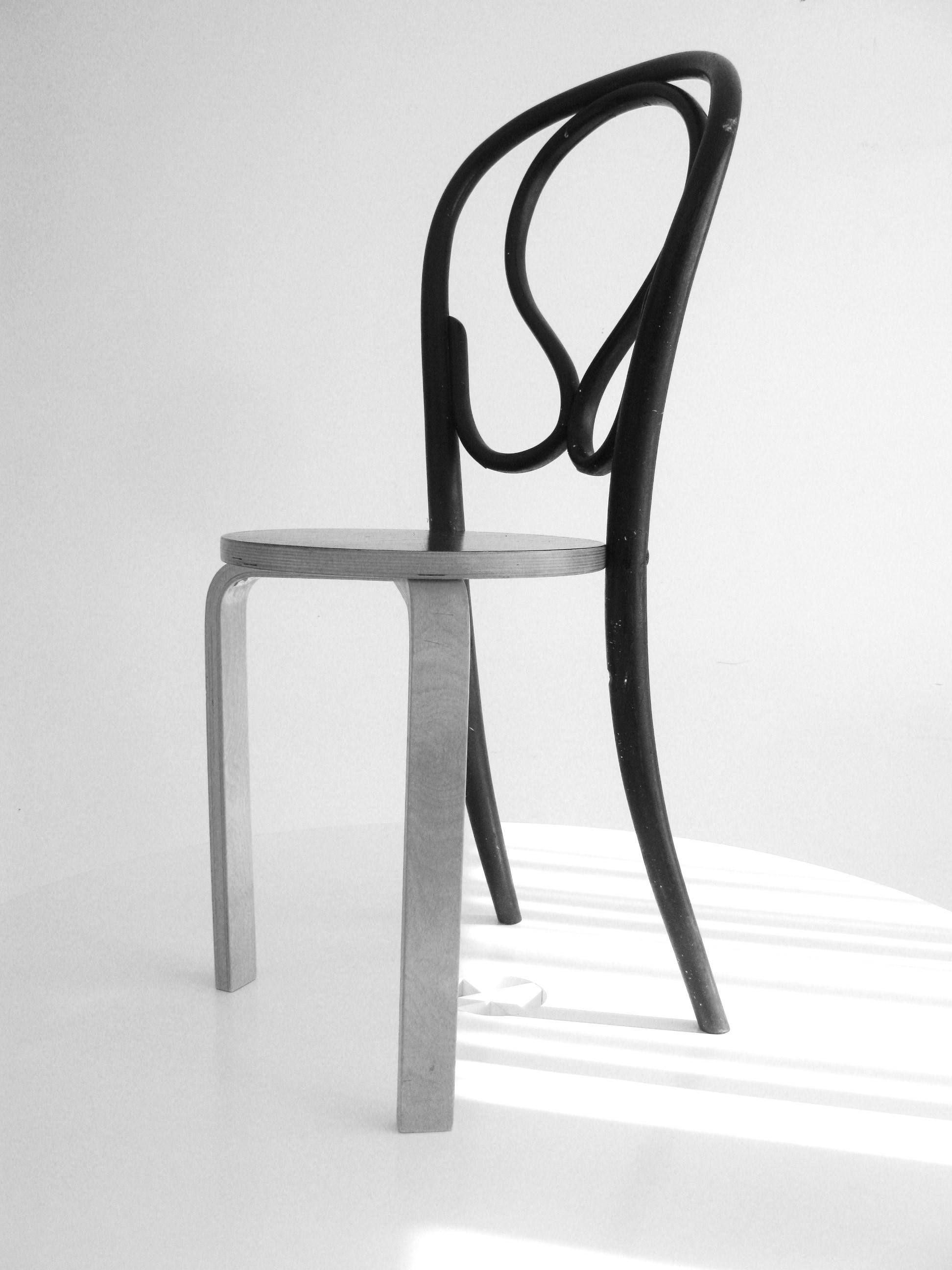 La silla Aalthonet, una silla mestiza