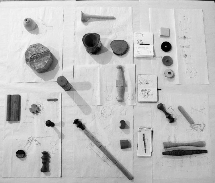 Workshop. Relaciones espontáneas de la arquitectura y la tornería
