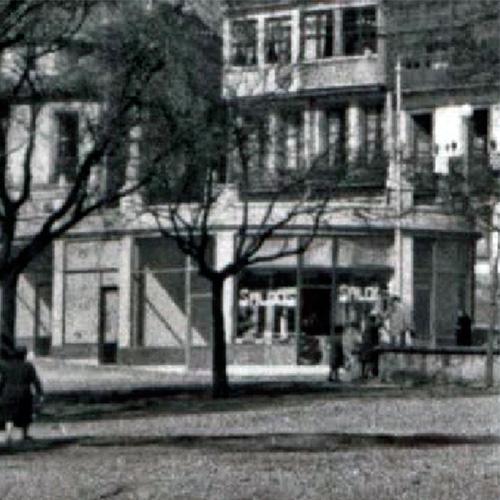 Restauración del Edificio Rotonda Lágrima de los locales de San Roque